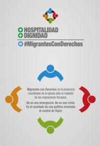 #MigrantesConDerechos