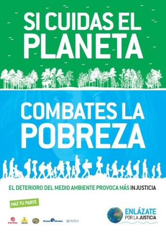 Si cuidas el planeta