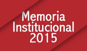 Memoria Institucional 2015