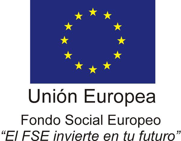 Fondo Social Europeo - FSE Unión Europea
