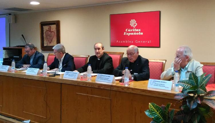 Asamblea Cáritas