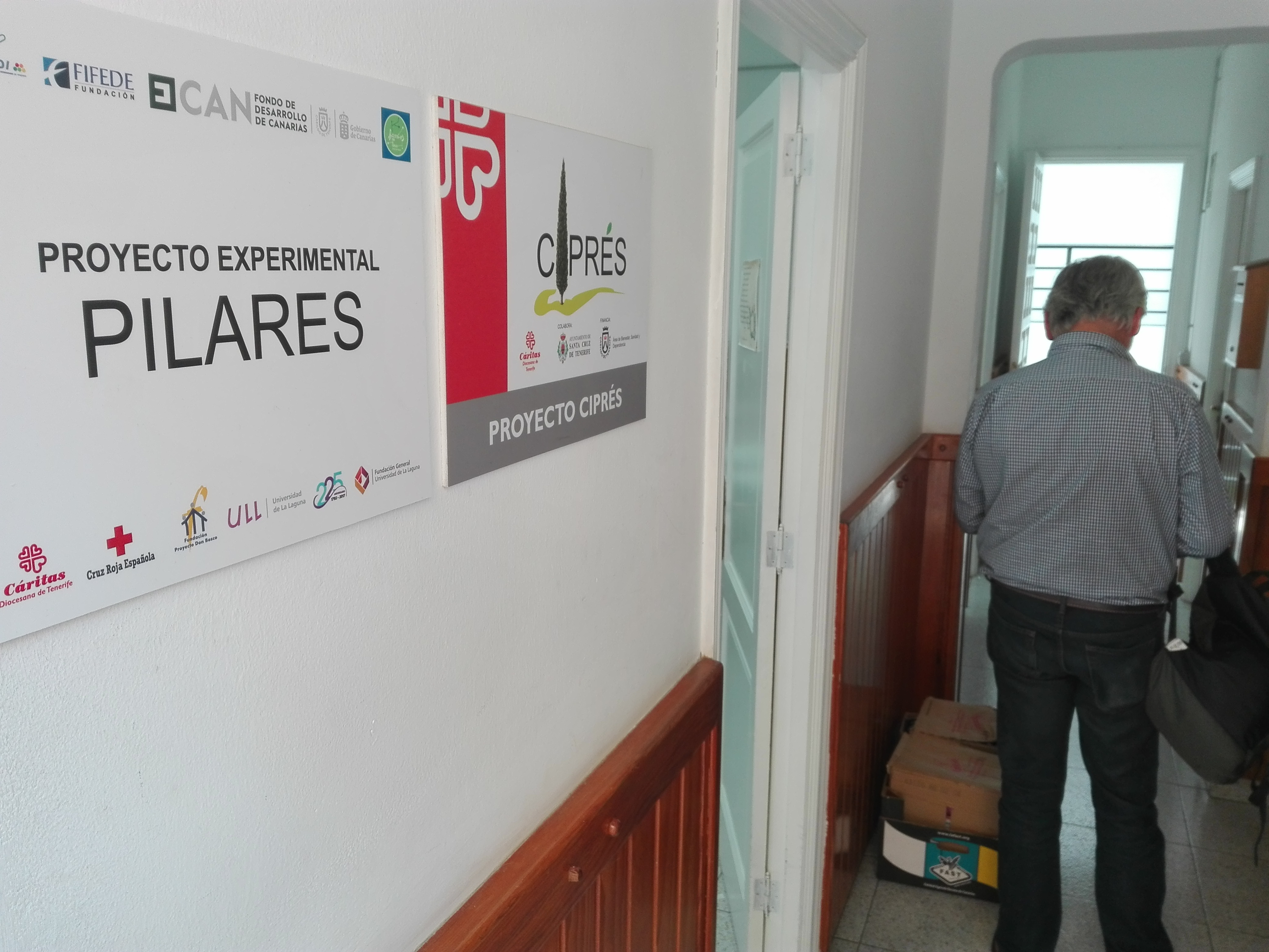 Proyecto Pilares