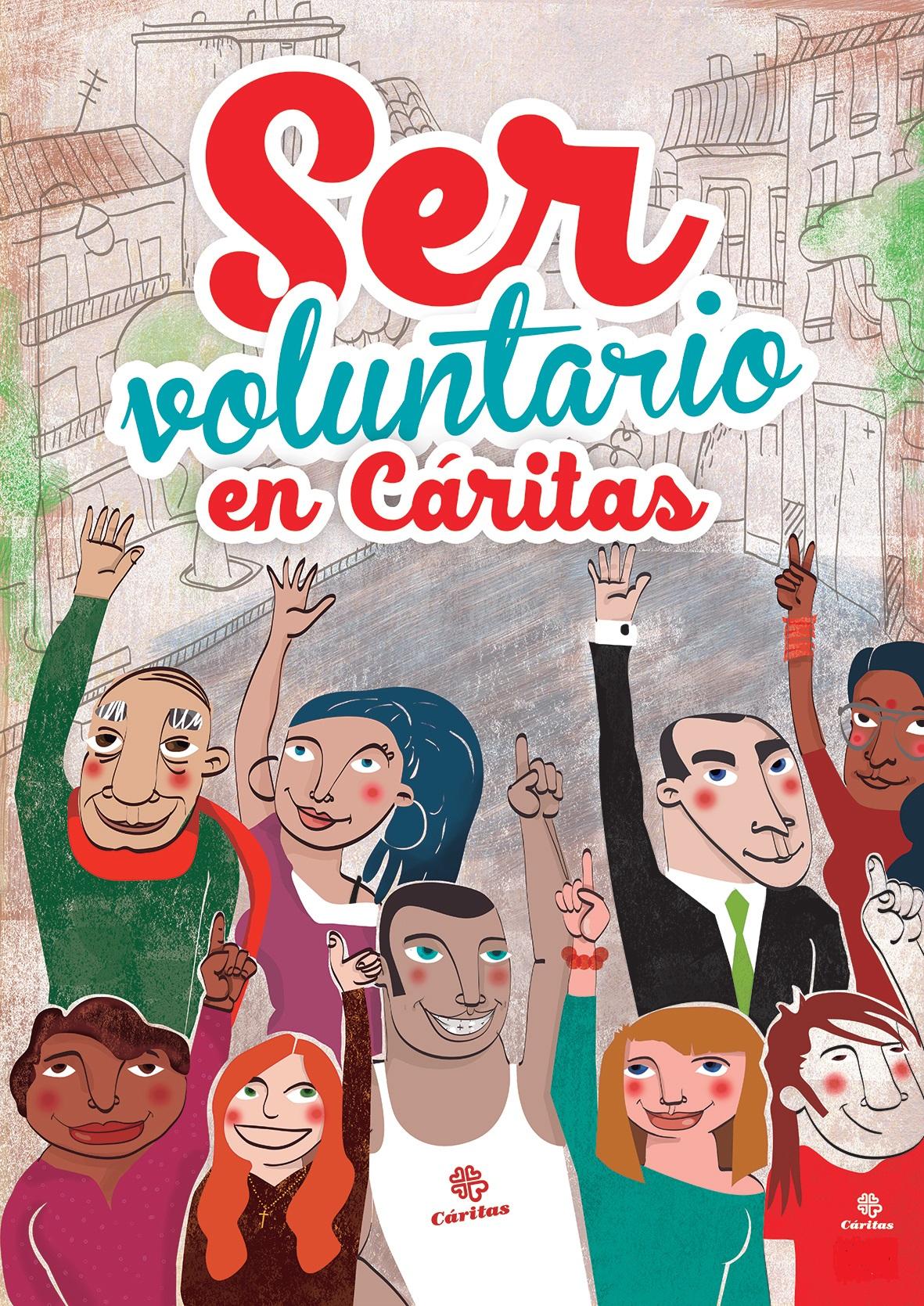 Ser voluntario en Cáritas-1