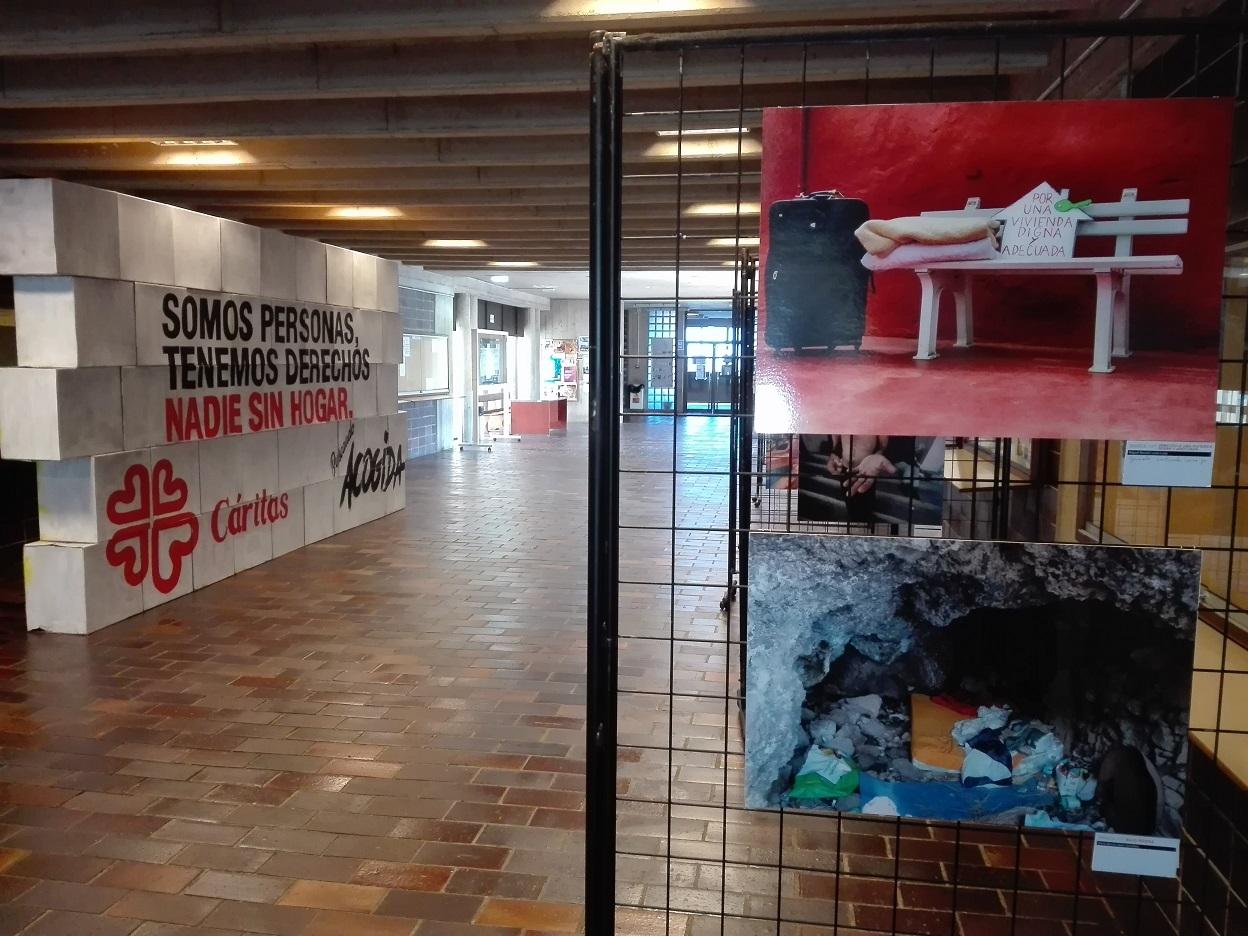 Expo sin hogar ULL