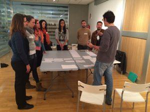 Barrios por el Empleo: Juntos más Fuertes