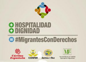 #MigrantesConDerechos