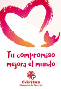 "Poster ""Tu compromiso mejora el mundo"""