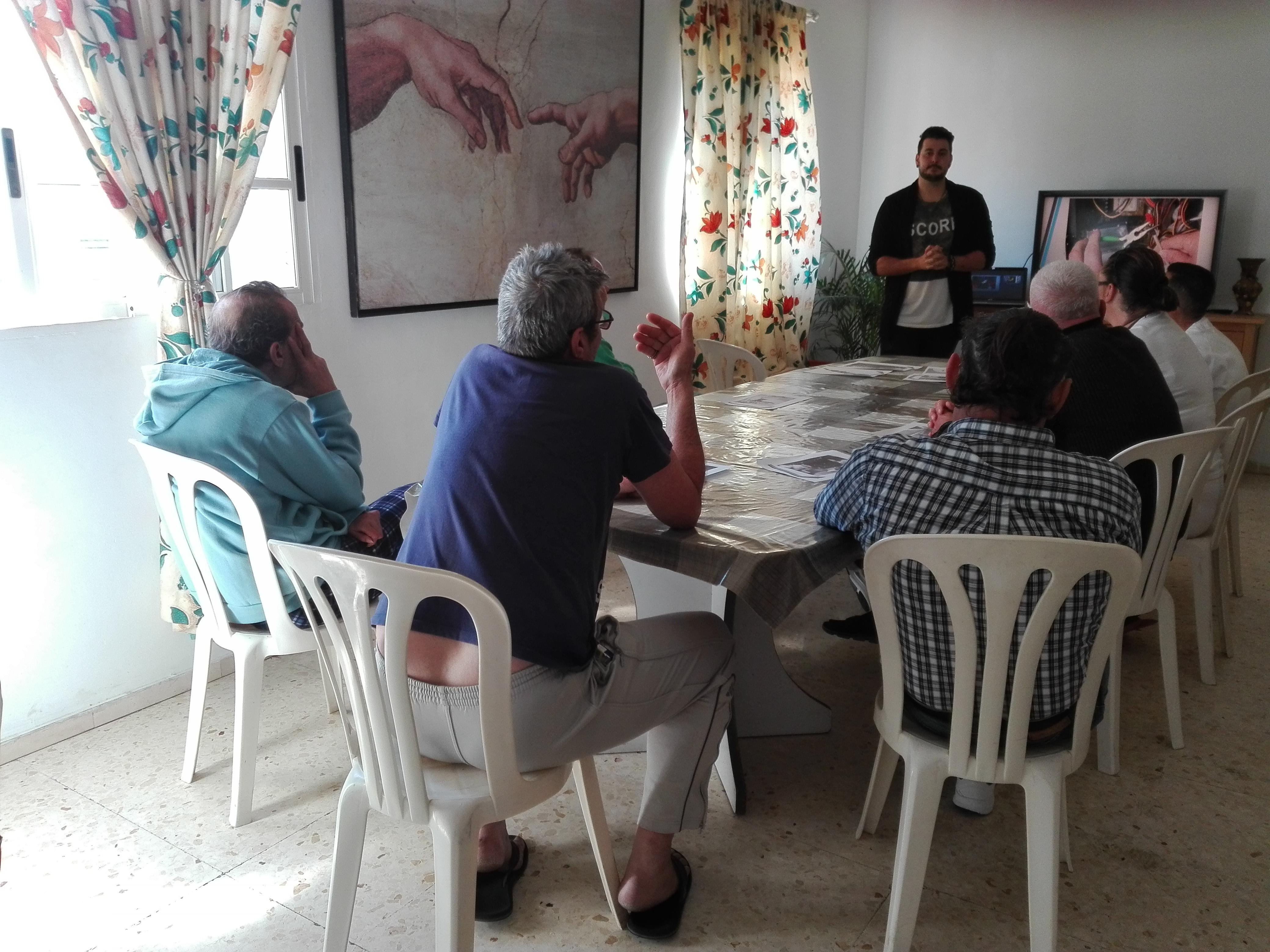 Proyecto Lázaro-Casa Sol