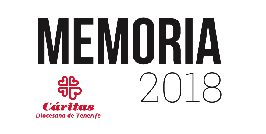 Memoria-Caritas-Tenerife-2018