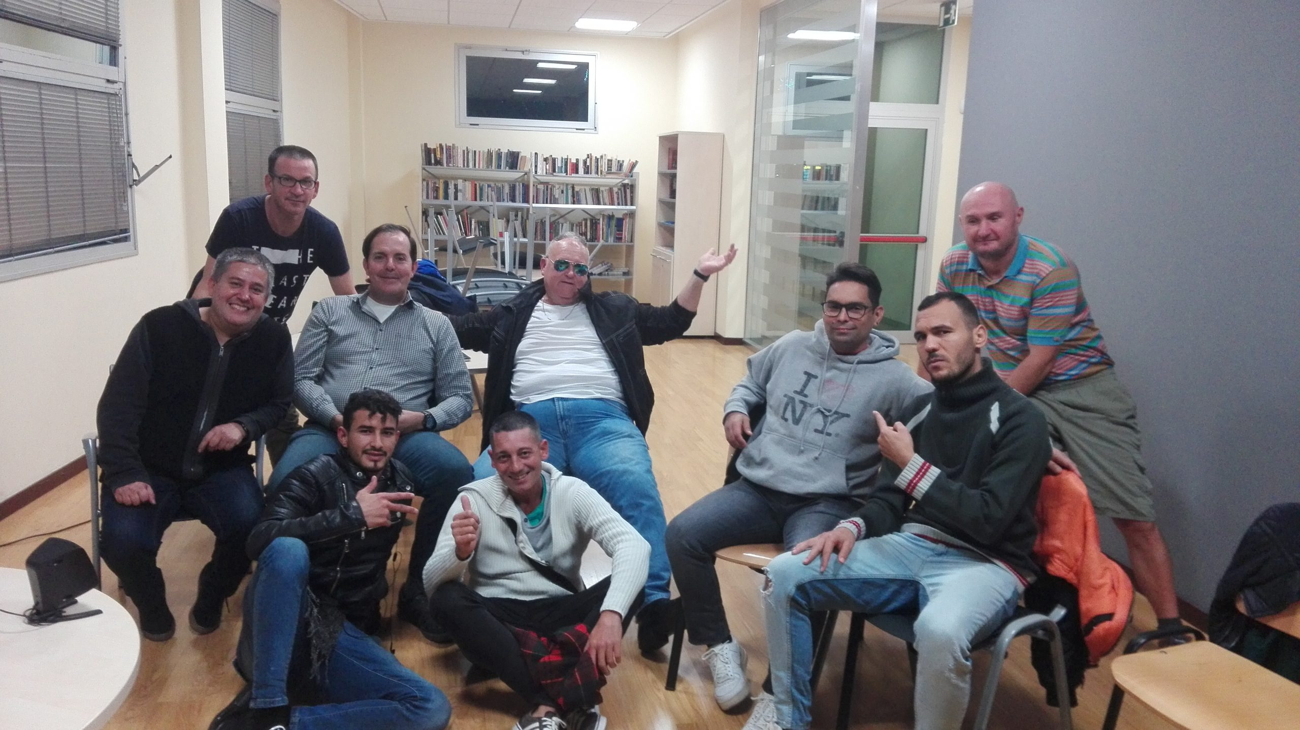 Grupo Nivaria11