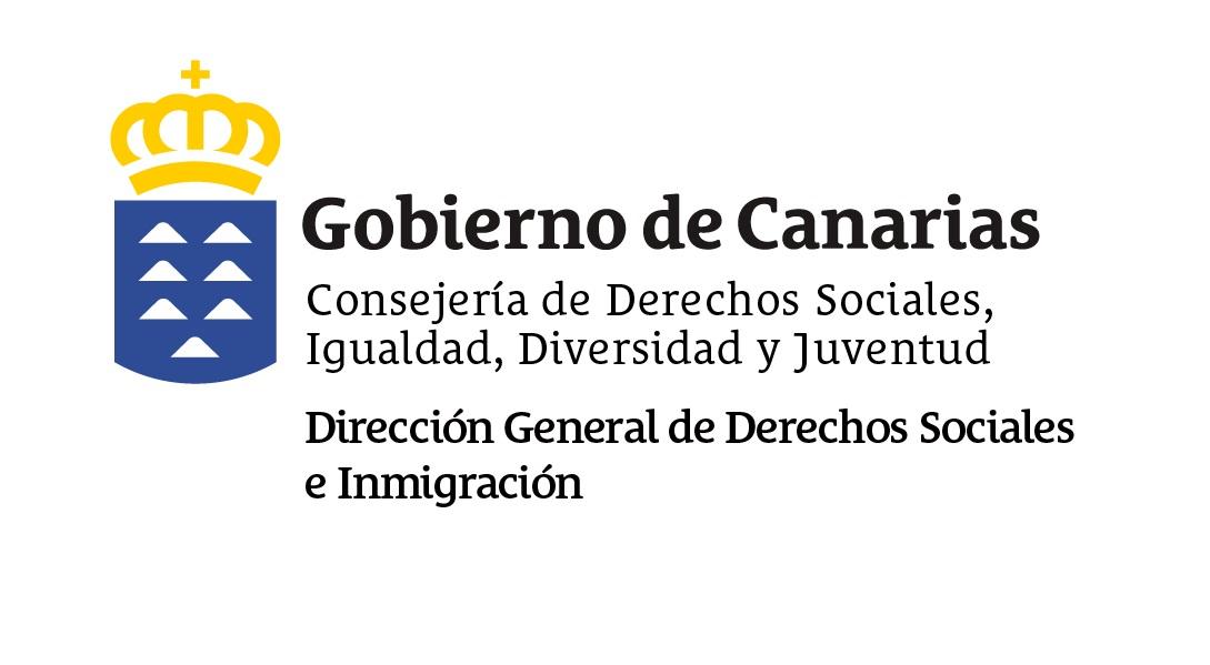 Logo Consejería de Derechos Sociales