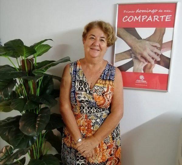foto Sara Cáritas Centro